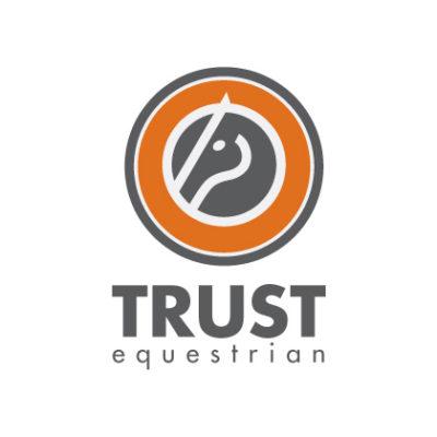 Logotyp Trust Equestrian