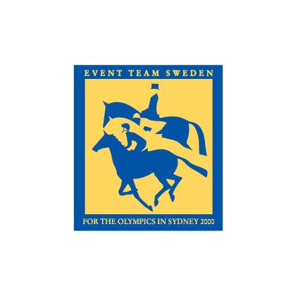Logotyp event team sweden - OS 2000