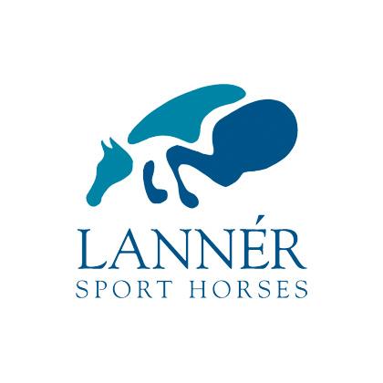 Logotyp Lannér Sport Horses