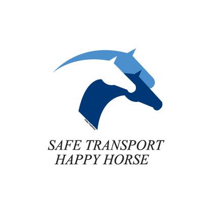 Logotyp Safe Transport Happy Horse