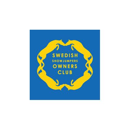 Logotyp Swedish showjumpers owners club
