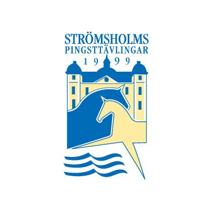 Logotyp Strömsholms Pingsttävlingar 1999