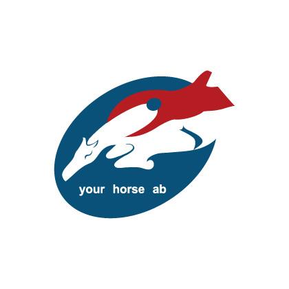Logotyp Your Horse AB